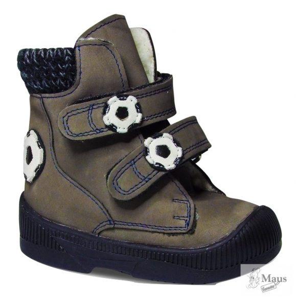 S27f szurke focis  bakancs