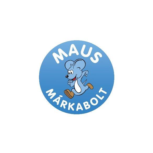 Maus normál talpú gyerekcipő, barna box