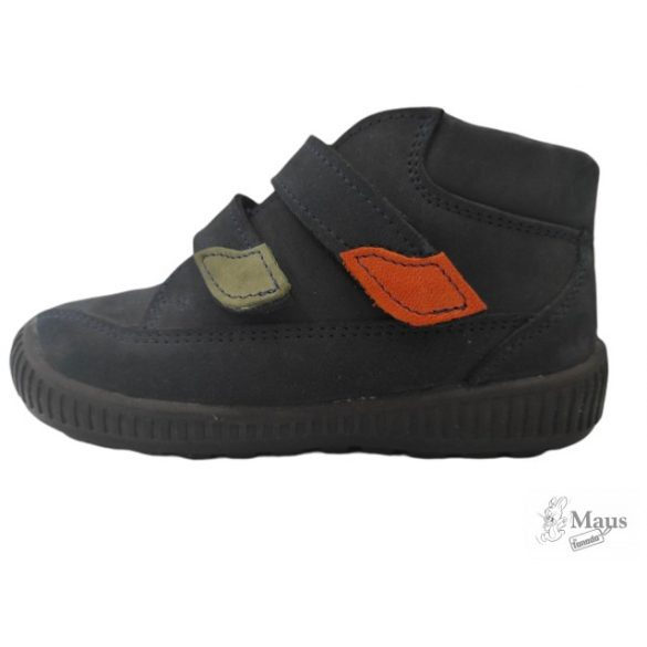 maus formatalpas kék cipő keskeny lábra