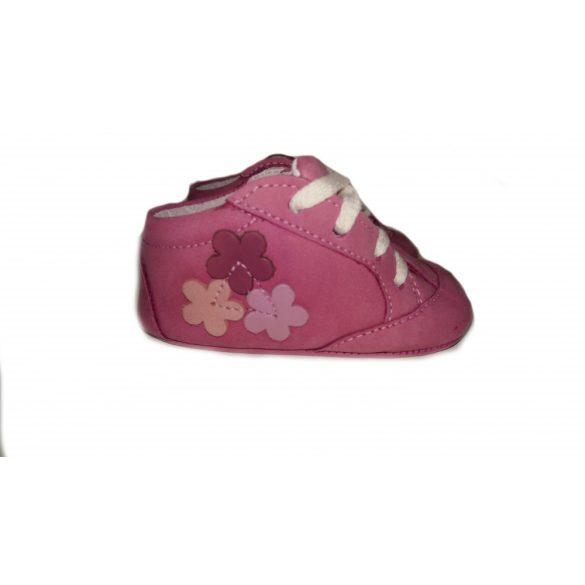 Maus bébi kocsicipő, s.rózsa