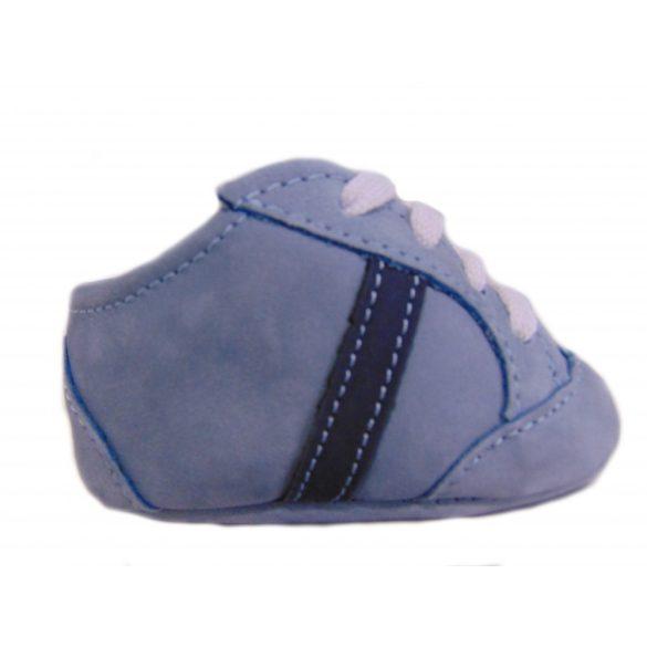 Maus bébi kocsicipő, v.kék